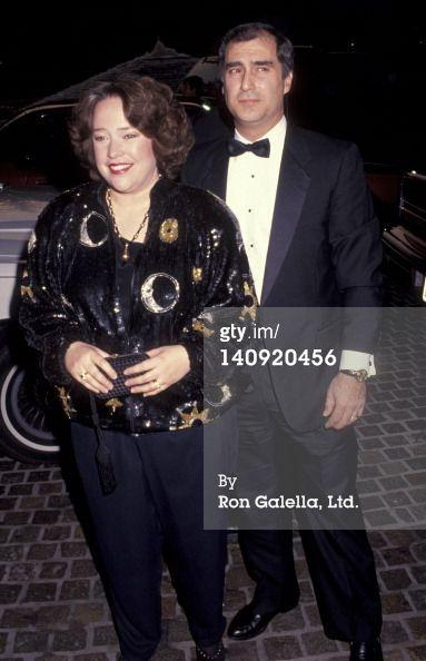 Kathy Bates and Tony C...