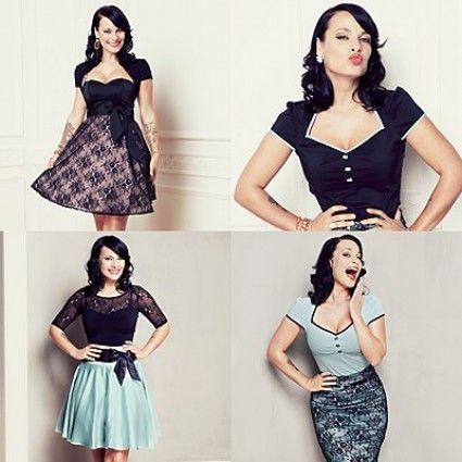 An Lemmens... ferme vrouw met eigen kledinglijn bij JBC #topvintage #favoritefashionicon