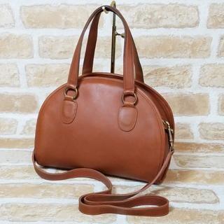 COACH(コーチ)のオールドコーチ☆USA製 2way グローブレザーショルダーバッグ レディースのバッグ(ハンドバッグ)の商品写真