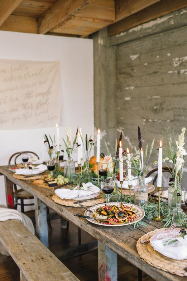 Tasty Tuesday: A Friendsgiving to Remember