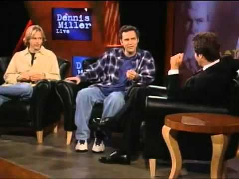 Norm MacDonald on Dennis Miller 1998 best guest ever