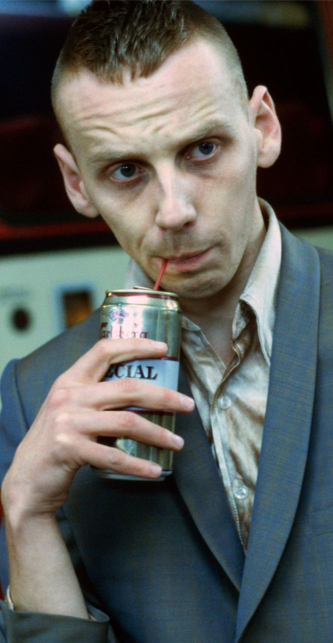A Special Brew for Spud in Trainspotting. T2 will be released on 27th January 2017.