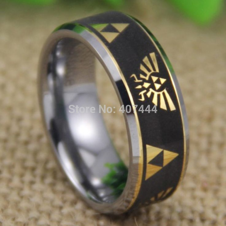 # Cheapest Prices Free Shipping USA UK Canada Russia Brazil Hot Sales 8MM Legend of Zelda Black Engraved Golden Symbols New Tungsten Wedding Ring [WNIa6ctn] Black Friday Free Shipping USA UK Canada Russia Brazil Hot Sales 8MM Legend of Zelda Black Engraved Golden Symbols New Tungsten Wedding Ring [KOetl9C] Cyber Monday [wvND93]