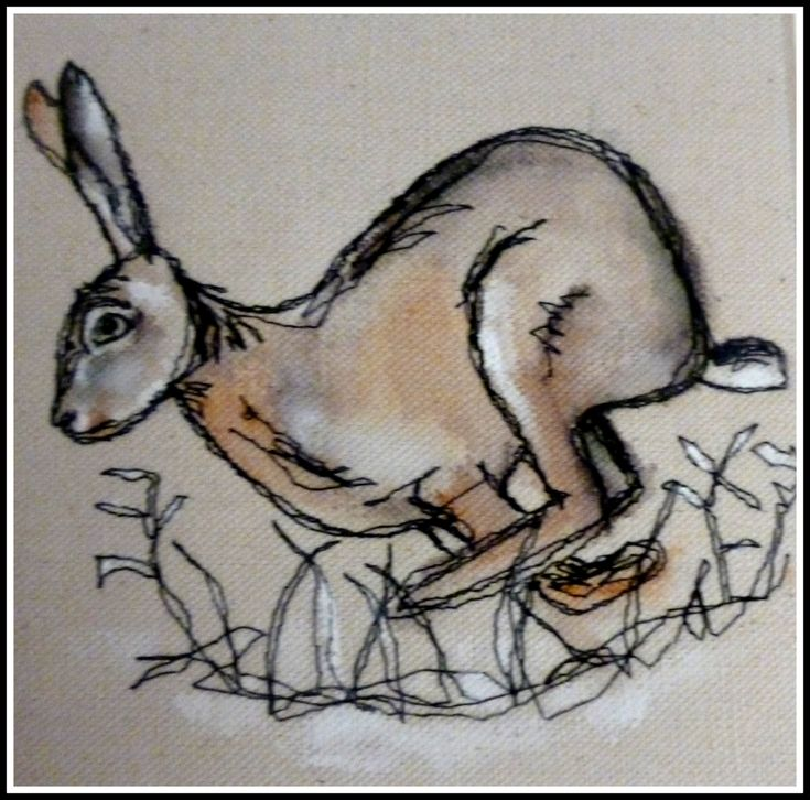 Loopy's running hare!