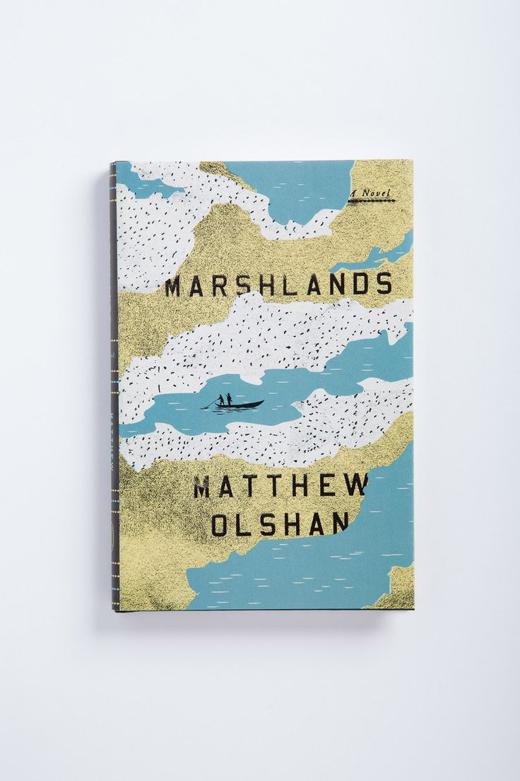 Marshlands cover design by Oliver Munday (Farrar, Straus and Giroux)