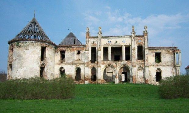 Bonchida Bánffy kastély  Monumente Uitate