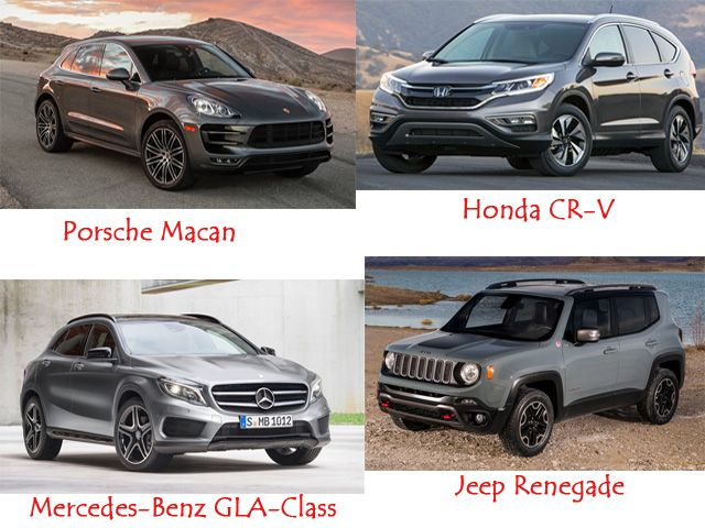 Safest SUV Rankings - compact SUV