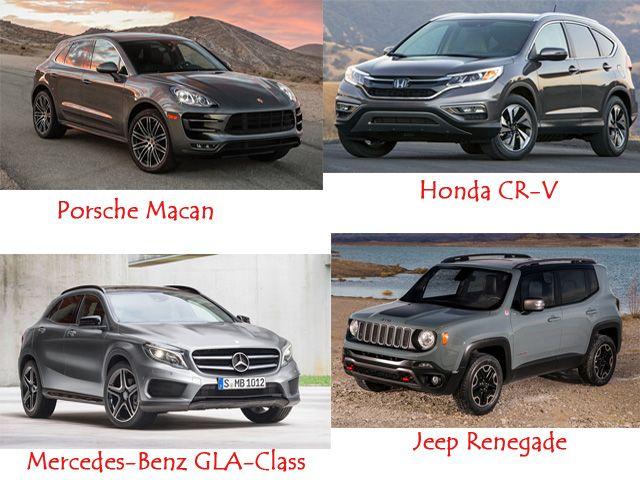 Safest SUV Rankings - compact SUV