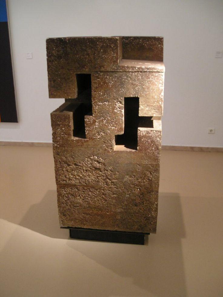 17 mejores ideas sobre escultura abstracta en pinterest - Esculturas de madera abstractas ...