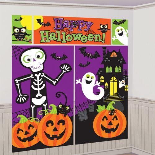 halloween wall scene setter httpwwwwfdennycouk