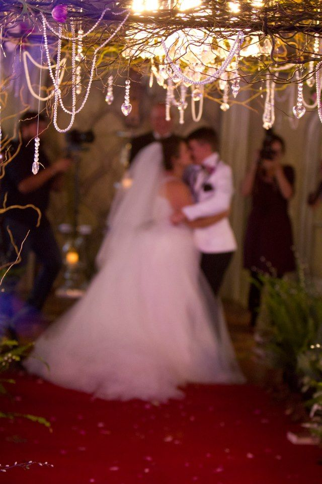 A magical forest setting in the chapel Casa-lee Country Lodge! Rustic sheek