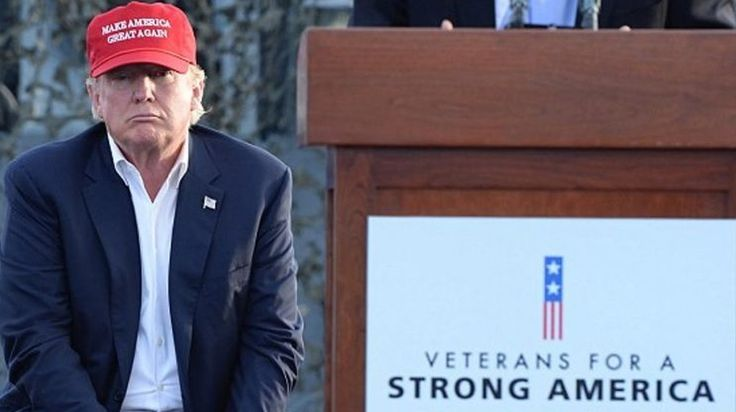 BREAKING: Trump Foundation Facing Federal Investigation Over Veterans' Donation Scam