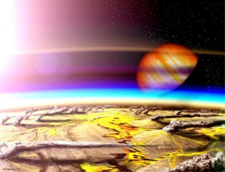 Astronomers create array of Earth-like planet models -- ScienceDaily