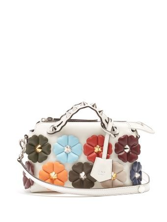 By The Way mini leather cross-body bag
