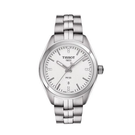 Ceas de dama Tissot T-Classic PR 100 T101.210.11.036.00