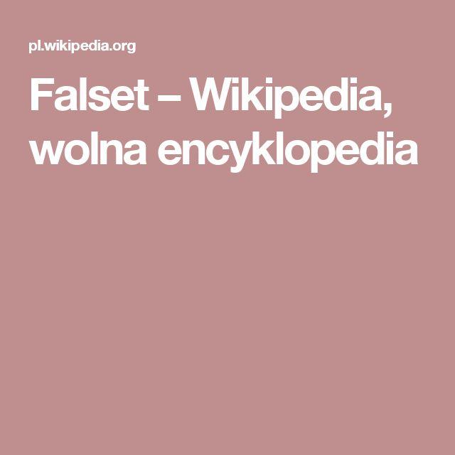 Falset – Wikipedia, wolna encyklopedia