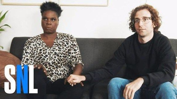 Leslie Jones and Kyle Mooney see their relationship tested on 'SNL' Everything Else #PS4Live