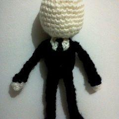 Amigurumi Slender Man : 17 Best ideas about Slender Man on Pinterest Creepy ...