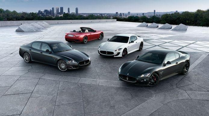 Maserati models