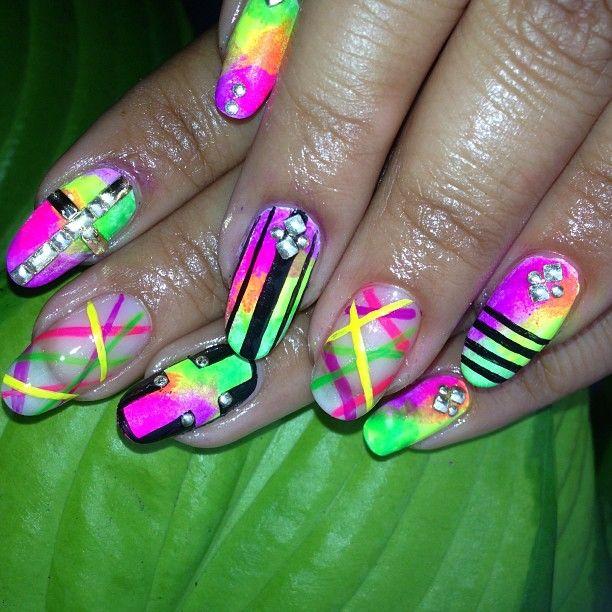 26 best Nails - 3D Nail Art images on Pinterest | Uñas bonitas, Arte ...