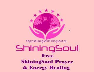 ShiningSoul: Free Distance Healing #March / Cura à Distância Gr...