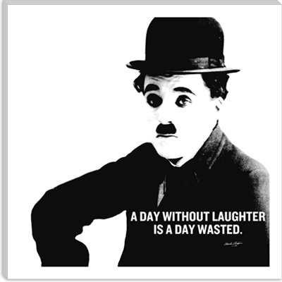 """laughter and laugh charlie chaplin Just laugh why because, laughter is the best medicine  – charlie chaplin """"always laugh when you can,  bill johnson a pastor, counselor."""