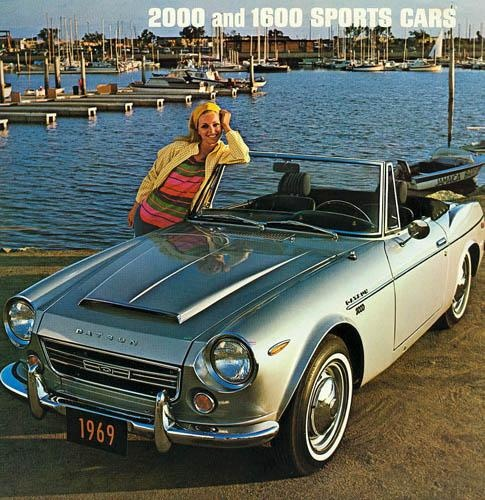 Datsun Sport (1959 To 1970)