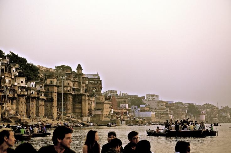 Varanasi / Ganges