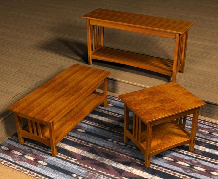 mission style coffee table plans find an exhaustive list. Black Bedroom Furniture Sets. Home Design Ideas