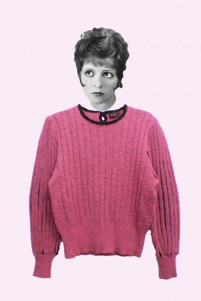 Suéter de lã! 4 brechós online para fazer bons negócios