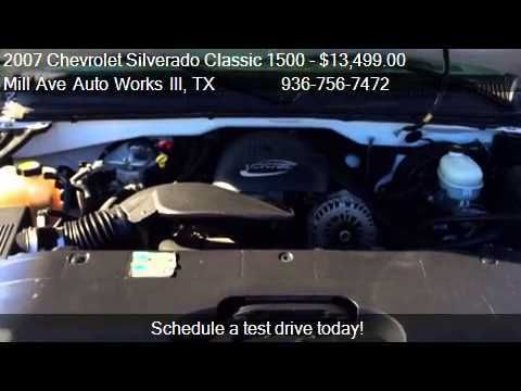 (adsbygoogle = window.adsbygoogle || []).push();       (adsbygoogle = window.adsbygoogle || []).push();  This 2007 Chevrolet Silverado Classic 1500 LT3 Crew Cab 2WD is for sale in Conroe, TX 77301 at Mill Ave Auto Works III. Contact Mill Ave Auto Works III...