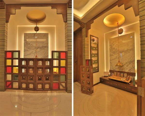 10 Pooja Room Door Designs That Beautify Your Mandir