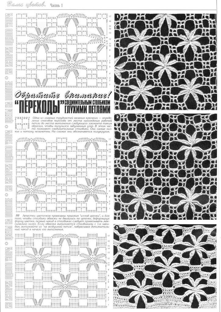 503 best crochet stitches images on pinterest knits crochet many russian crochet magazines in album most of them clothes patterns and motifs to use in clothes ccuart Images