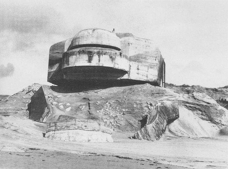 bunker archeology