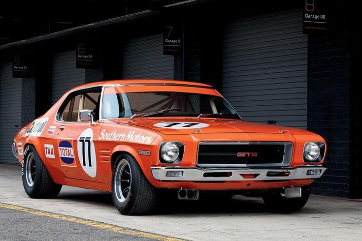 The iconic ex-Bob Jane 'improved production' Monaro has just emerged from an eight-year resoratio...