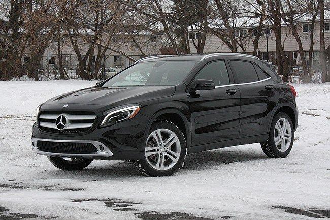 Review: 2015 Mercedes-Benz GLA 250