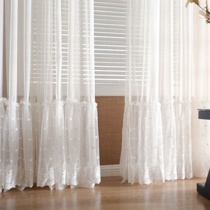 white curtain curtains living room
