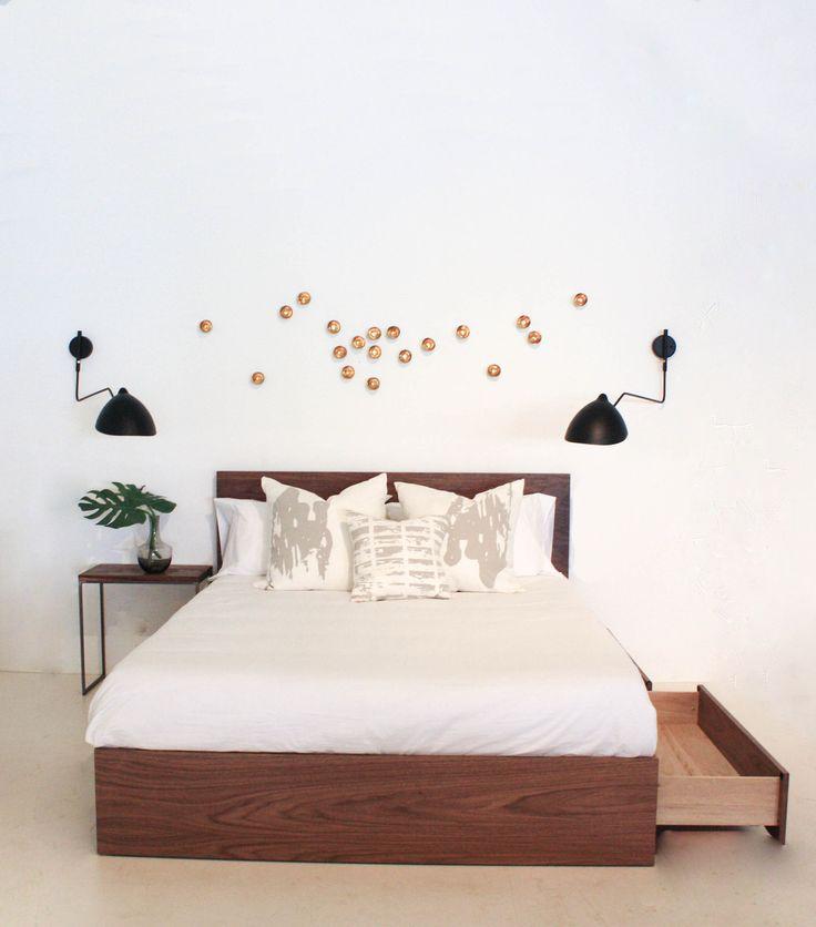 blake storage bed