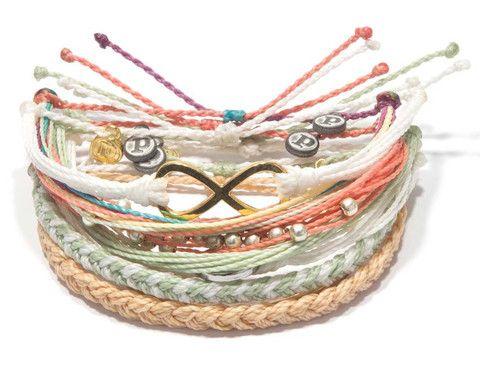 Charm Bracelet - Nude Side by VIDA VIDA SQZWbS