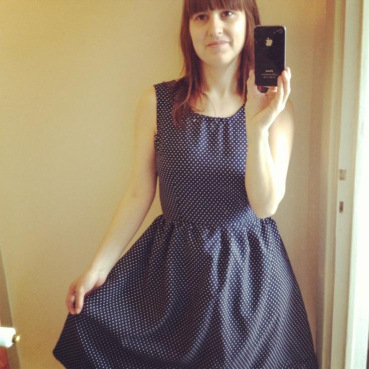 Dress I made myself