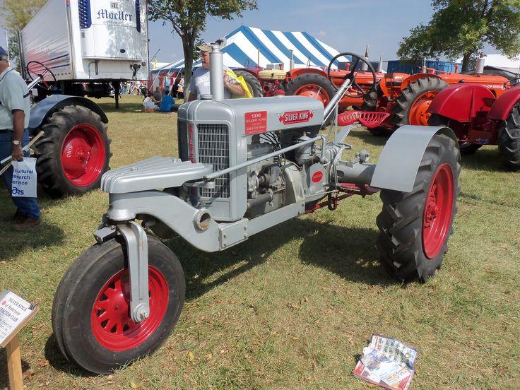 1936 Silver King R66
