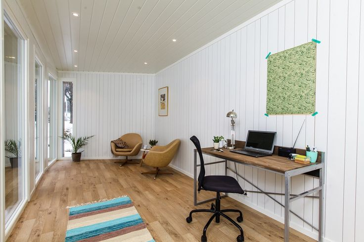 FINN – Anneks/hjemmekontor/hagestue til salgs