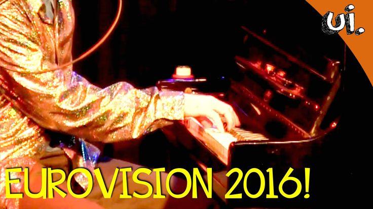 Comedy Eurovision Song Contest 2016