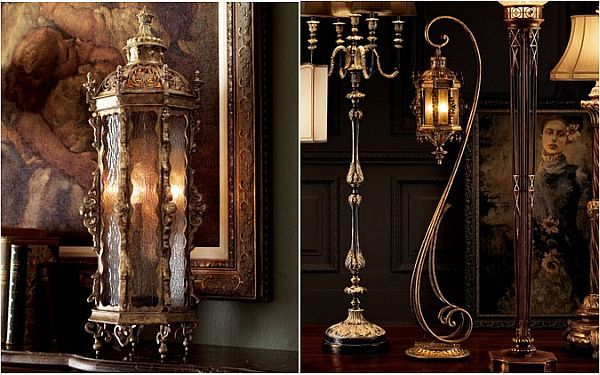 Gothic things make you think of oddness, mystery, subtlety or refinement, meticulosity and sophisticated elements