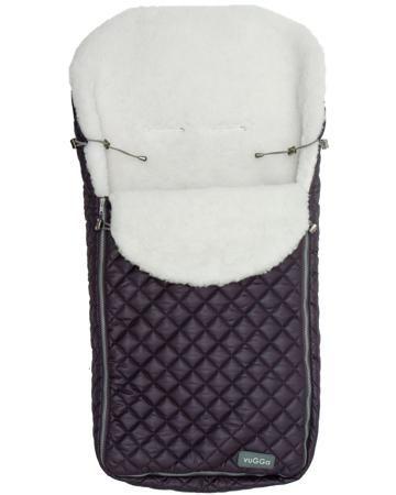 VuGGa зимний меховой темно-фиолетовый  — 2500р. ---------------- Конверт зимний меховой темно-фиолетовый VuGGa - стильная и практичная стеганная модель с утеплителем из холлофайбера и подкладкой из натуральной шерсти. Внешний материал обработан специальной молочной пропиткой, добавляющей ткани блеск и препятствующей пр...