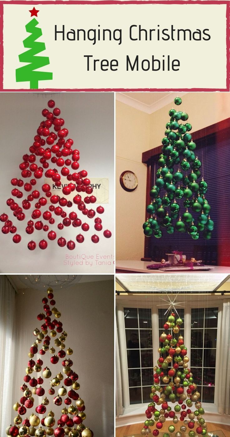 40 Alternative Christmas Tree Ideas For 2019 Diy Christmas Tree Ideas Hanging Christmas Tree Alternative Christmas Tree Different Christmas Trees
