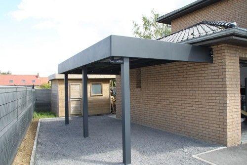 Carport aluminium concept construit et installe des carports en aluminium de - Prix carport aluminium ...