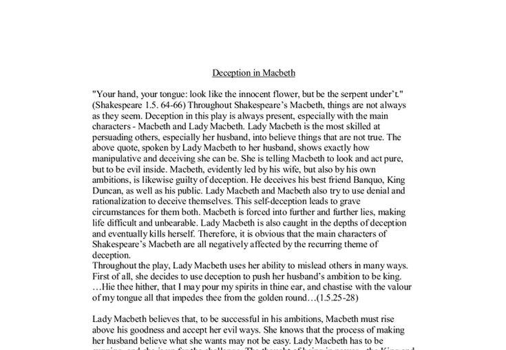 Macbeth essay gcse help professional resume format for experienced network engineer