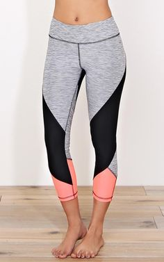 Summer Run Performance Capris
