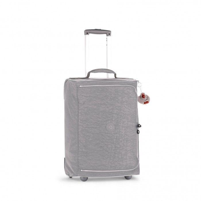 Kipling Basic Wheeled Luggage Teagan XS Trolley-Reisetasche Cool Grey C